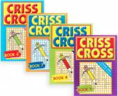 Criss-cross books, 4asstd.*