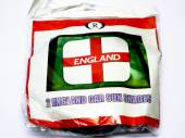 Pkt 2 England car sun shades.
