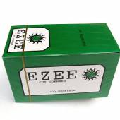 Ezee cigarette papers, 100 booklets per box.