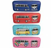 VW camper hard case glasses case - 4asstd*