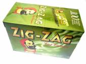 Zig Zag cigarette papers, bx100 booklets