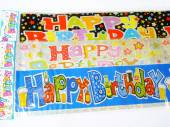 Happy Birthday banner - 3asstd*