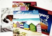 2020 square calendar - ASSORTED.