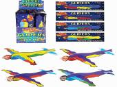 Box 48, 17cm Super Hero gliders - 4asstd*