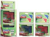 Metal die-cast spud guns, 2xcols.