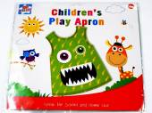 Childs monster design play apron*