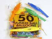 Punch balloons, pkt50.