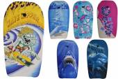 "Pack of 6, fabric covered bodyboard - 33""**"