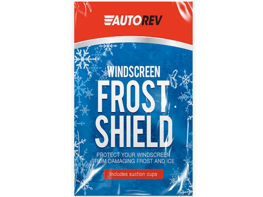 Windscreen frost shield (85x185cm)*